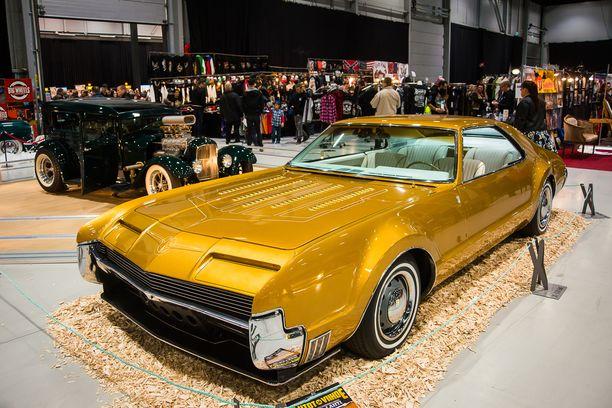 Oldsmobile Toronado ´66 custom-ripauksella.