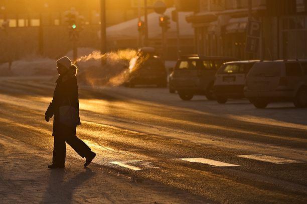 Marraskuun loppua kohden sää kylmenee tämänhetkisten ennusteiden mukaan entisestään.