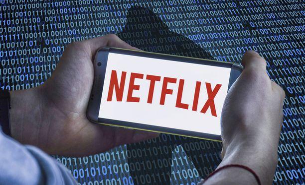 Netflixin ja Spotifyn salasanoja on kaupiteltu netissä.