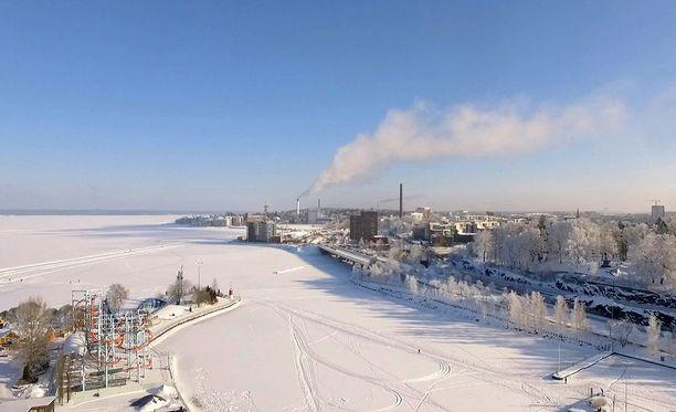 Tätä kuukautta kylmempiä maaliskuut ovat olleet tällä vuosituhannella vain vuonna 2006 ja 2013.