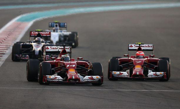 Formula ykkösten vauhti paranee huomattavasti ensi kaudella.