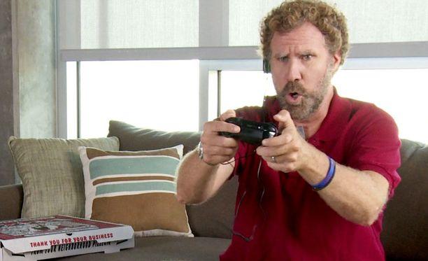 Will Ferrell esittää elokuvassa kilpapelaajaa, joka laittaa kampoihin myös nuoremmilleen.