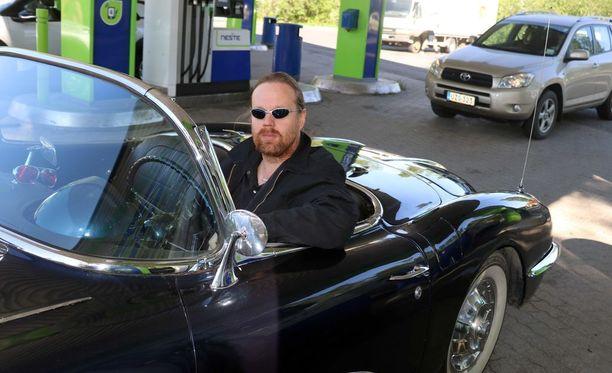 Petri Niskasen mukaan vanhoihin Corvetteihin suhtaudutaan yleensä positiivisesti.