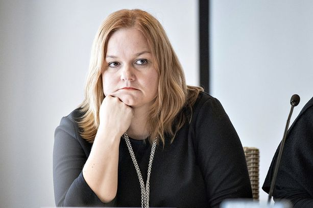 SDP:n kansanedustaja Krista Kiuru.