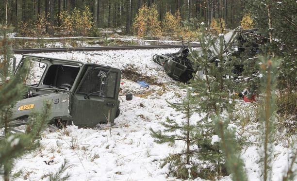 Raaseporin suomalainen seurakunta järjestää perjantaina illalla hartaushetken onnettomuuden vuoksi.