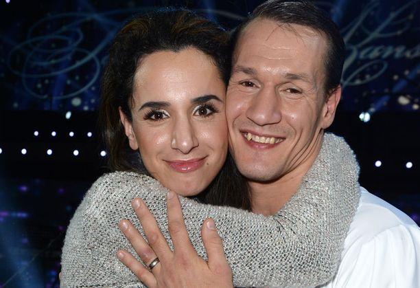 Nilüfer ja Amin odottavat kuumeisesti toisen lapsensa syntymää.