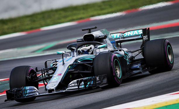 Valtteri Bottas on MM-sarjan kolmonen 58 pisteellä. MM-sarjan kärjessä on tallikaveri Lewis Hamilton 95 pisteellä.
