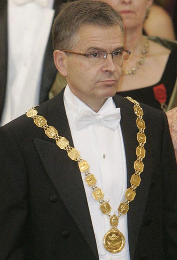 Pajunen Linnan juhlissa vuonna 2008.