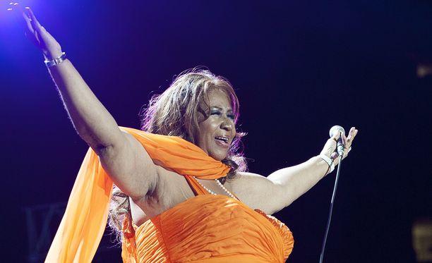 Aretha Franklinilta jäi mittava omaisuus.