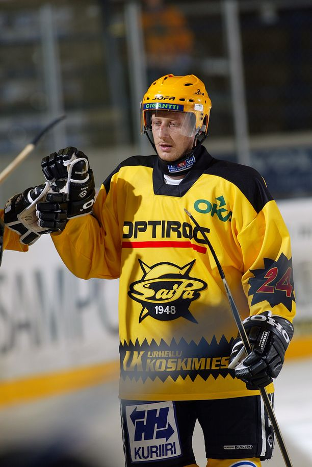Vladimir Machulda pudotti avauskiekon SaiPan ottelussa.