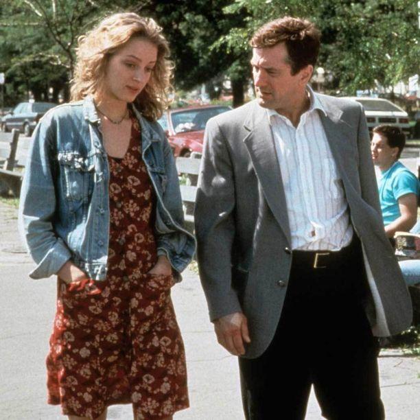 Uma Thurman elokuvassa Mad Dog and Glory (1993)