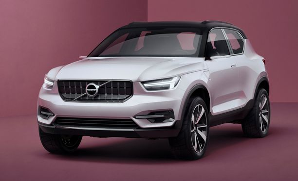 Odottettu pieni katumaasturi Volvolta nähdään kaupoissa ensi vuonna.
