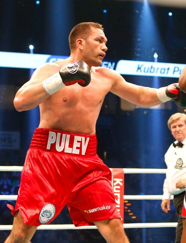 Kubrat Pulev on raskaansarjan ehdottomia maailmantähtiä.