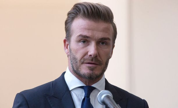 David Beckhamista leviää kiusallista tietoa.