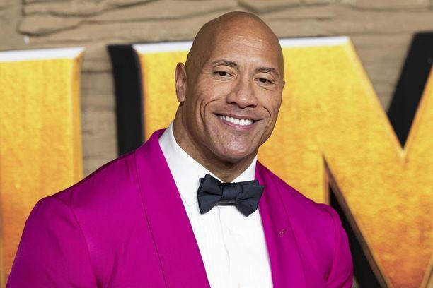 """Dwayne """"The Rock"""" Johnson harkitsee vakavasti politiikkaan ryhtymistä. Edellisissä vaaleissa hän tuki Joe Bidenia."""