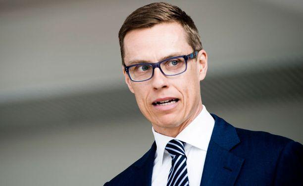 Pääministeri Alexander Stubb ei usko, että EU-maat lisäävät Venäjä-pakotteita.