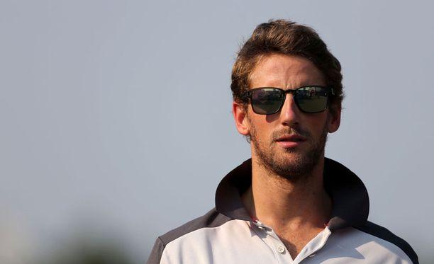 Romain Grosjean hamuaa yhä paikkaa Ferrarilta.
