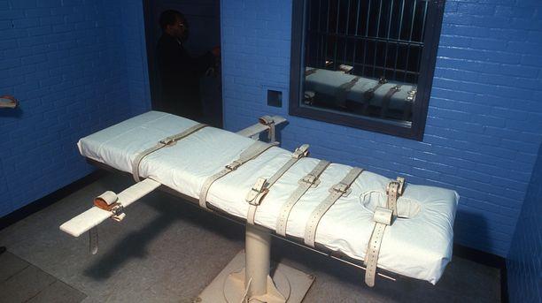 Nevadassa ei ole laitettu toimeen kuolemantuomiota sitten vuoden 2006.