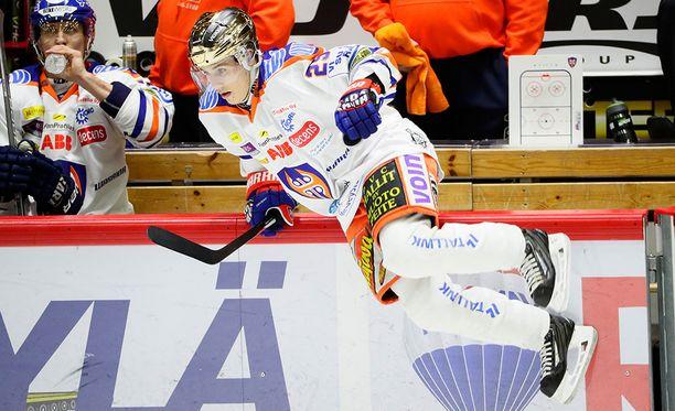 Henrik Haapala siirtyy Tampereelta Floridaan.
