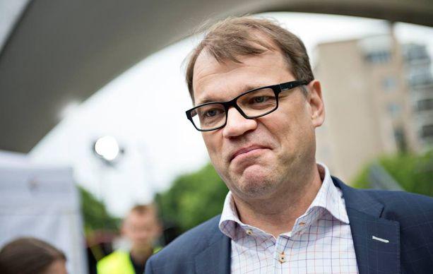 Pääministeri Juha Sipilä (kesk) ei halua kommentoida uuden Veikkauksen toimitusjohtajan jättipalkkaa.