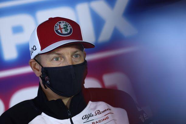 Kimi Räikkönen ajaa viimeistä kauttaan Formula ykkösissä.