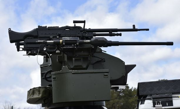 Merivoimat on ostanut Hamina-luokan ohjusveneisiin kauko-ohjattavan Trackfire Remote Weapon Station -asejärjestelmän.