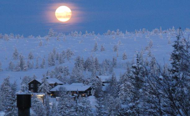 Sälen on Ruotsin suurin hiihtoalue.