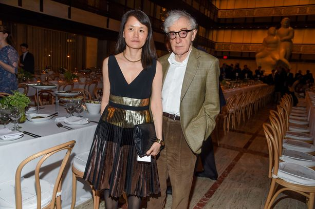 Soon-Yi Previn ja Woody Allen ovat olleet yhdessä siitä lähtien, kun salasuhde paljastui.