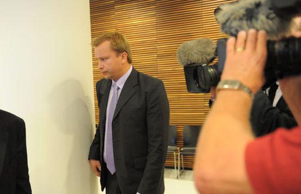 Antti Kaikkonen tuomittiin vaalirahajupakasta ehdolliseen vankeuteen.