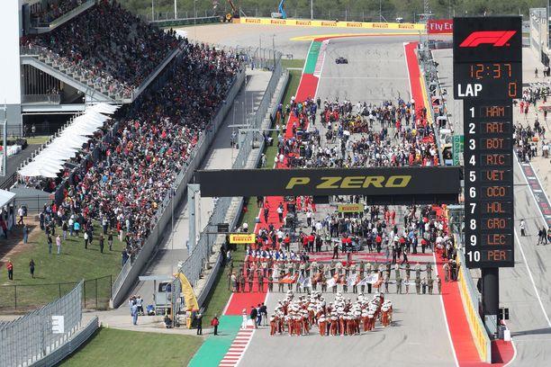 Formula ykkösistä tulee sääntömuutosten ansiosta vielä entistä parempi show. *
