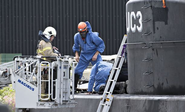 Kim Wall lähti keksijä Peter Madsenin kanssa tämän rakentaman Nautilus-sukellusveneen kyytiin 10. elokuuta tarkoituksenaan kirjoittaa tästä lehtijuttu.