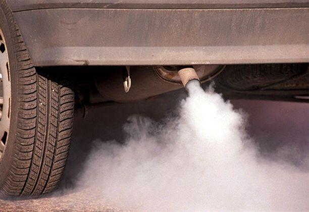 Polttoaineen kulutus pienenisi kitkaa vähentämällä huomattavasti.