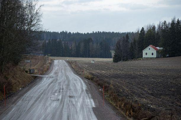 Pudasjärven henkirikos tapahtui paikallisella omakotitalolla. Kuvan talo ei liity tapahtuneeseen.