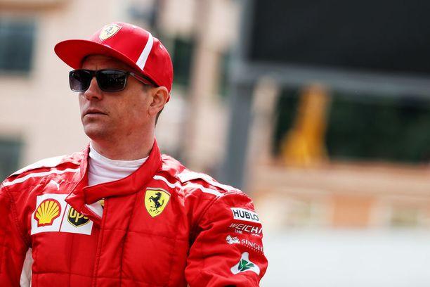 Kimi Räikkönen on osoittanut tällä kaudella, että ikä on vain numero.