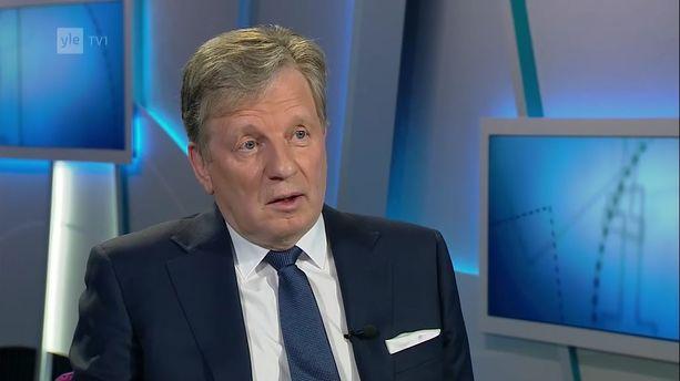 Esko Aho (kesk) toimi pääministerinä Mauno Koiviston toisella presidenttikaudella vuosina 1991-1995.