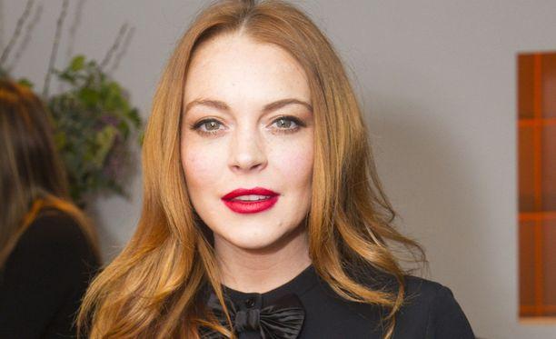Lindsay Lohan on rauhoittunut villien vuosiensa jälkeen.