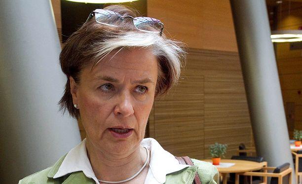 RKP:n ex-ministeri Astrid Thors valittiin ETyjin vähemmistövaltuutetuksi kolme vuotta sitten.