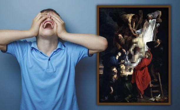 Facebook sensuroi 400 vuotta vanhan maalauksen.