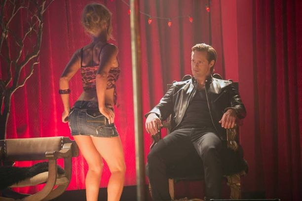 Ginger on viihdyttänyt Ericiä aiemminkin, niin myös seitsemännellä tuotantokaudella.
