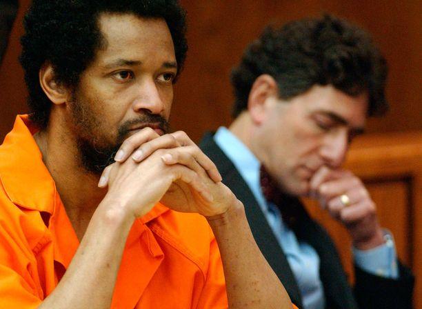 John Allen Muhammad teloitettiin jo vuonna 2009.
