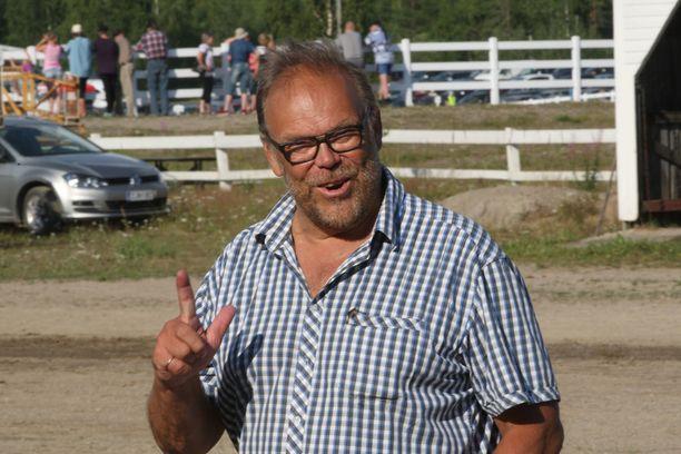 Nokialaisen Tauno Hyriäisen hevosenomistajaura sai lauantaina arvokkaan huipennuksen.