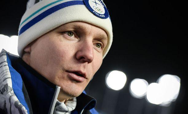 Yhdistetyn päävalmentajan Petter Kukkosen jatko Suomen ruorissa ei ole vielä varmistunut.