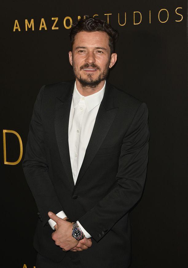 Orlando Bloom on tähdittänyt monia menestyselokuvia, kuten Taru sormusten herrasta -trilogiaa sekä Pirates of The Caribbean -elokuvasarjaa.