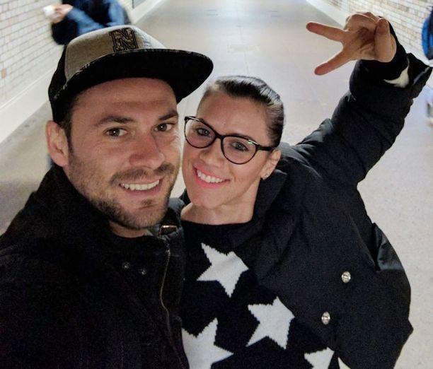 Andreea Cristea oli Lontoossa lomalla poikaystävänsä Andrei Burnazin kanssa, kun Khalid Masood kaahasi ihmisten päälle sillalla.