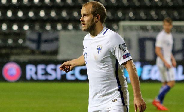 19 maalia Tanskassa iskenyt Teemu Pukki kiinnostaa useampia seuroja Turkissa, Englannissa, Kreikassa ja Saksassa.
