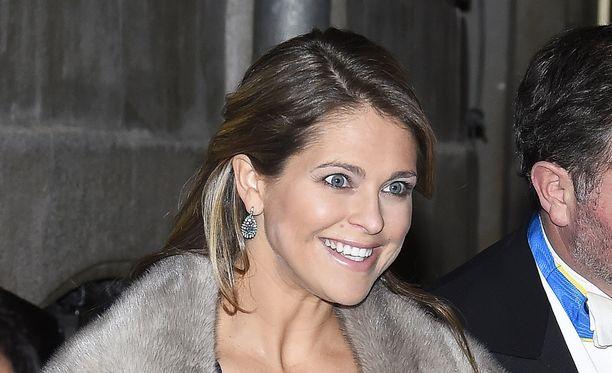 Prinsessa Madeleine on kolmen lapsen äiti.