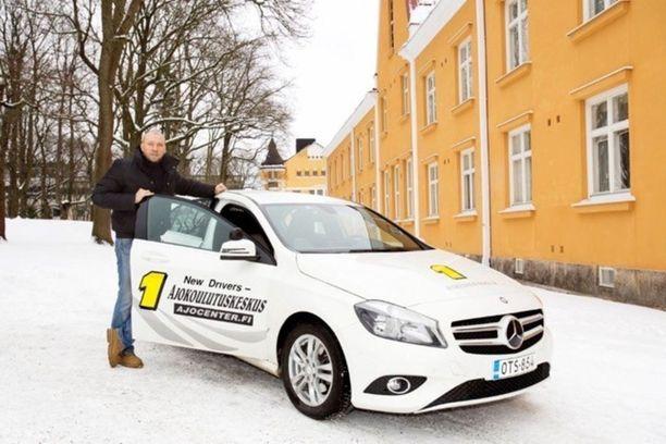 Kai Nurminen toimii nykyisin Turussa autokoulun opettajana.
