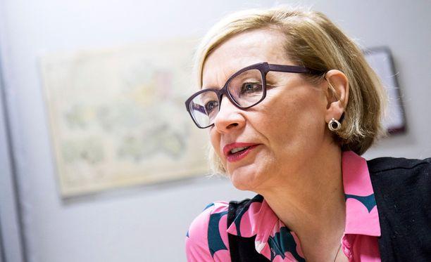 Sisäministeri Paula Risikon mukaan riskinä on, että laittomasti maassa olevat henkilöt ajautuvat ihmiskaupan uhreiksi tai rikollisjärjestöihin.
