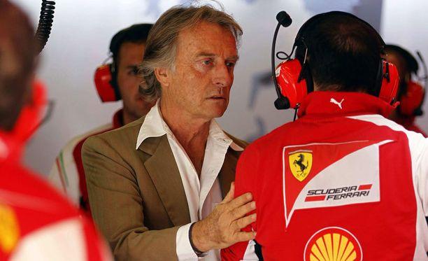 Luca di Montezemolo kertoi Ferrarin harkitsevan F1:sten jättämistä.