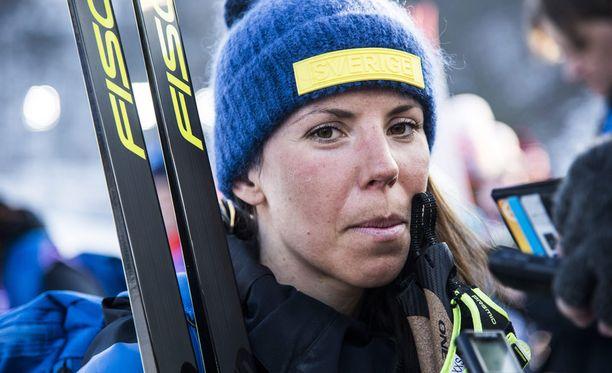 Charlotte Kalla sai arvokkaan tunnustuksen.